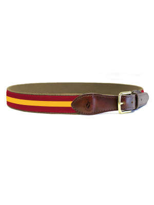 Canvas Ribbon Belt Seal