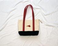 CHC Medium Tote Bag in Red