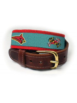 Cards & Crabs belt