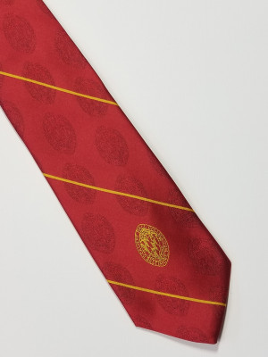 Calvert Hall Red Seal Tie (Band)