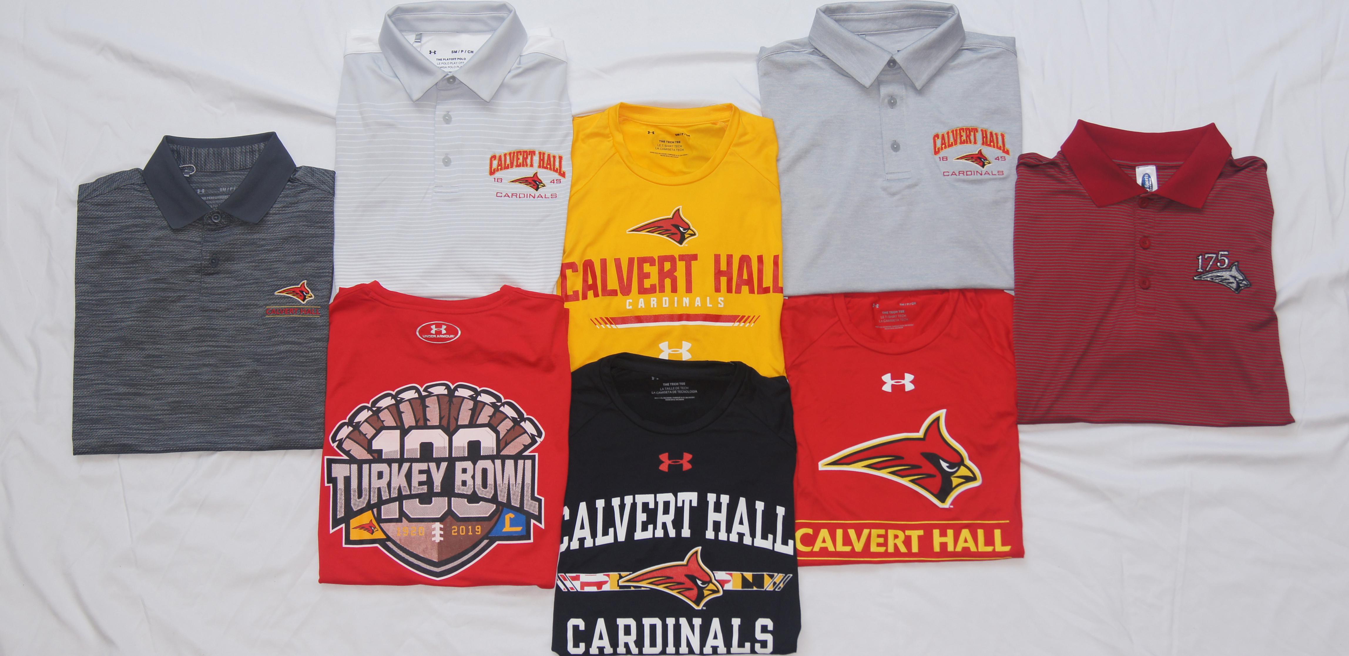 best service 08385 81808 Calvert Hall - Cardinal Shop Home